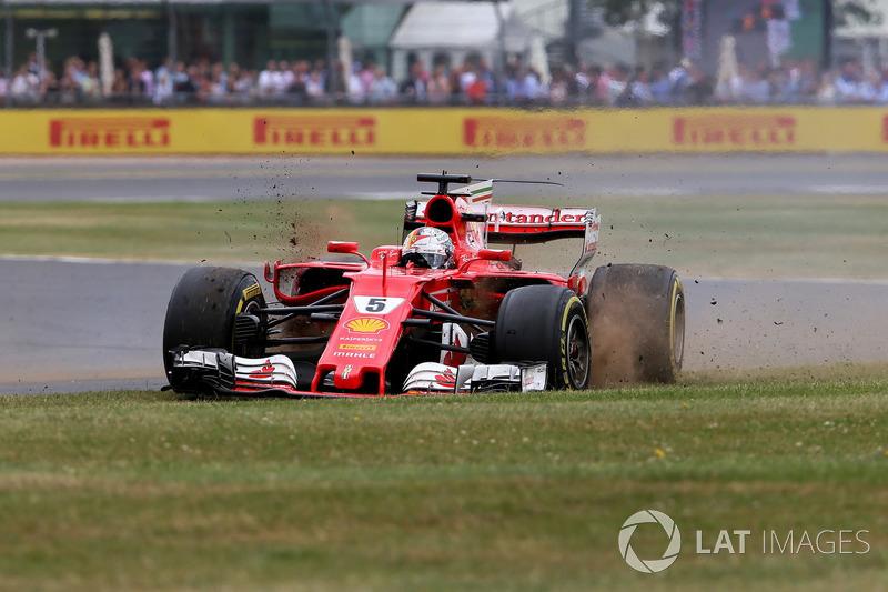 2: Sebastian Vettel