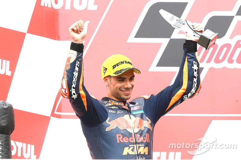 2. Miguel Oliveira, Red Bull KTM Ajo