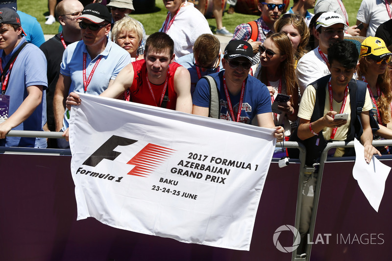 Azerbaijan Grand Prix Red Flag