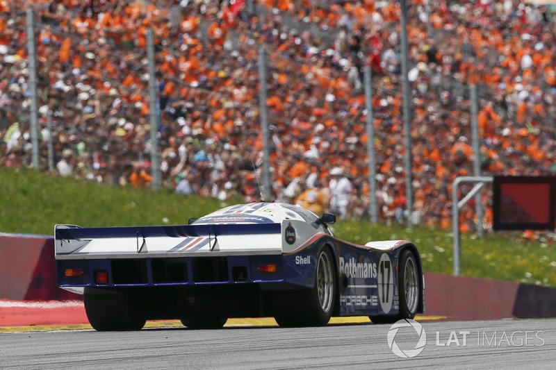Hans-Joachim Stuck, Porsche 962C