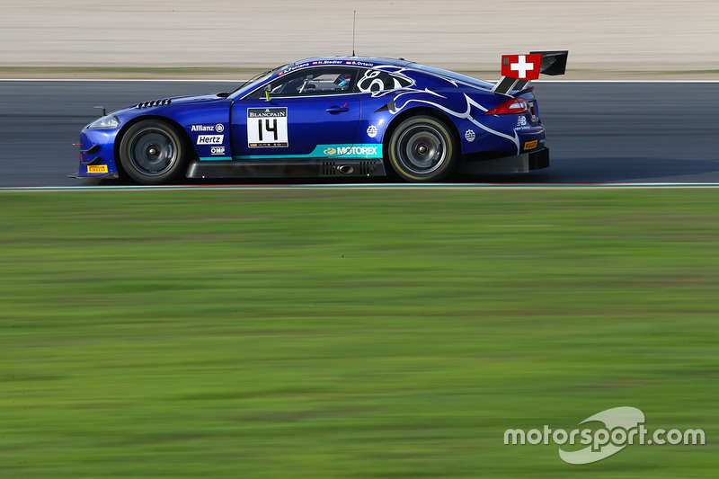 #14 Emil Frey Racing Jaguar: Алекс Фонтана, Стефан Ортеллі, Норберт Зідлер