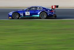 #14 Emil Frey Racing Jaguar: Alex Fontana, Stéphane Ortelli, Norbert Siedler