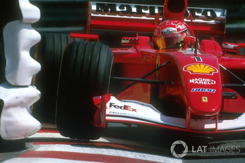2001 - Ferrari