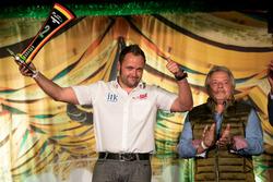 Trophywertung: 2. #13 RWT Racing, Corvette C7 GT3-R: Sven Barth