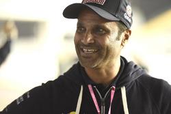 Nasser Al-Attiyah with Bradley Smith, Red Bull KTM Factory Racing