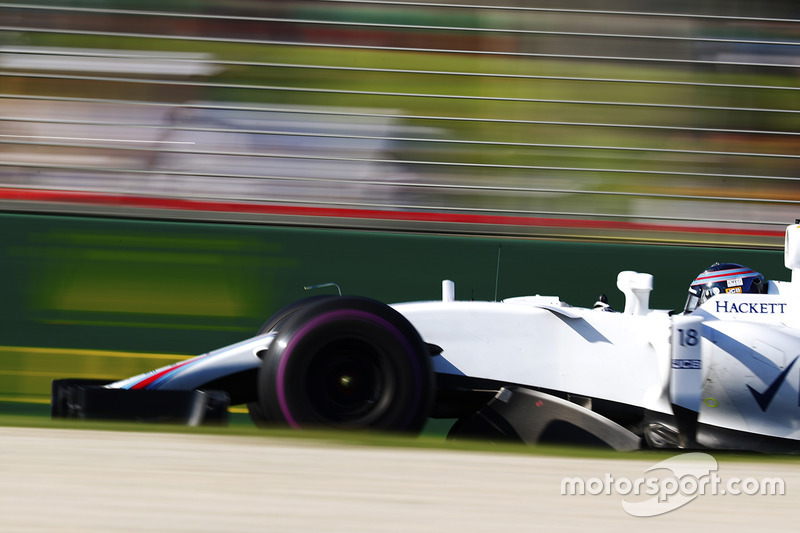 Lance Stroll, Williams, FW40