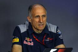 Franz Tost, team principal Scuderia Toro Rosso