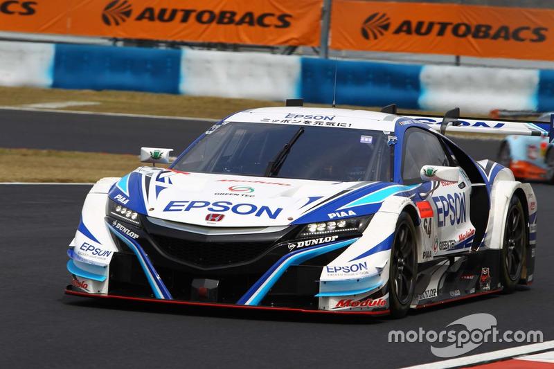Honda teams