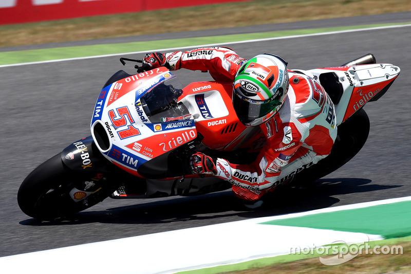 23. Мікеле Пірро, Ducati Team - 7 очок
