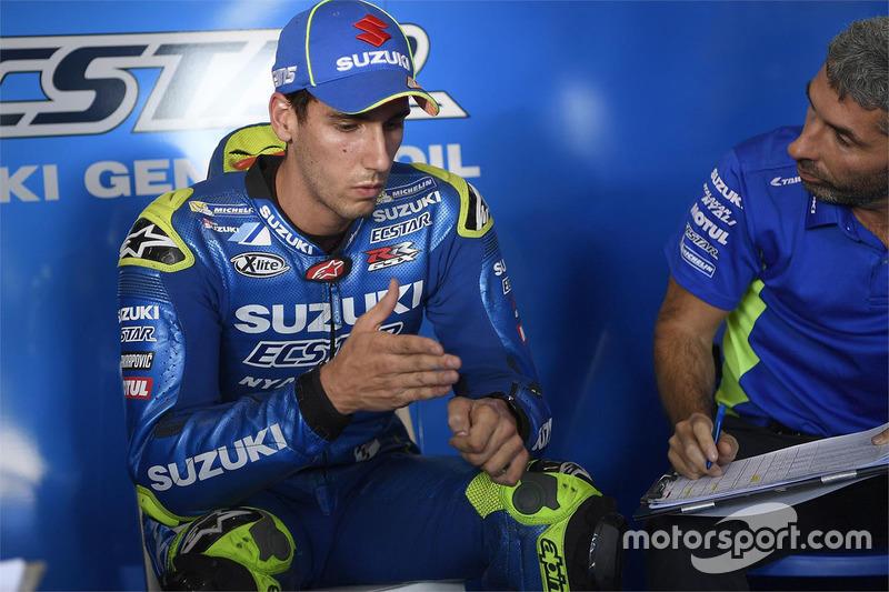 Алекс Рінс, Team Suzuki MotoGP
