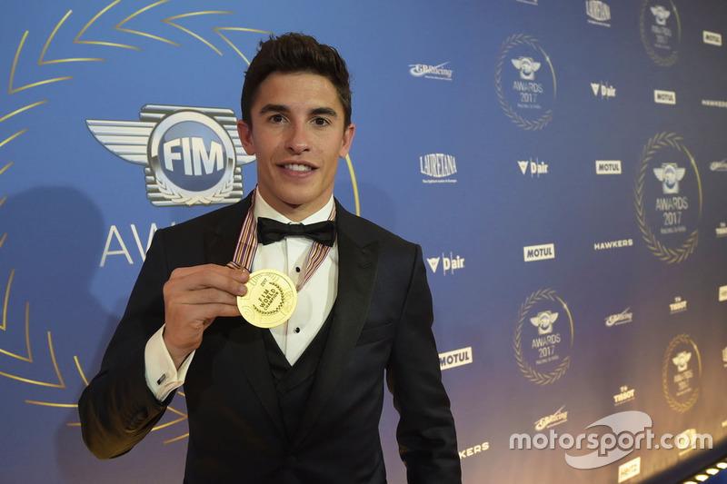 Yılın Motosiklet Yarışçısı: Marc Marquez