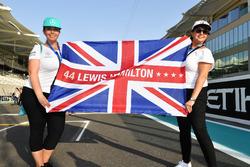 Fan di Lewis Hamilton, Mercedes AMG F1