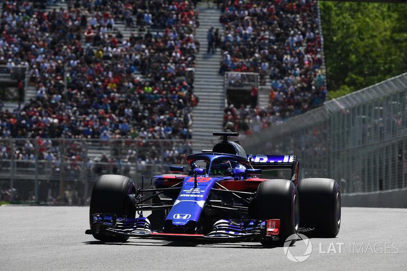 12: Брендон Хартли, Scuderia Toro Rosso STR13 – 1:12.635