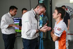 Dani Pedrosa, Repsol Honda Team, Dr Ángel Charte, director médico MotoGP