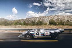 Porsche 917 homologuée pour la route