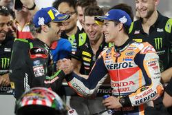 Johann Zarco, Monster Yamaha Tech 3, Marc Marquez, Repsol Honda Team