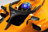 McLaren MCL33, Halo з логотипом Gandys