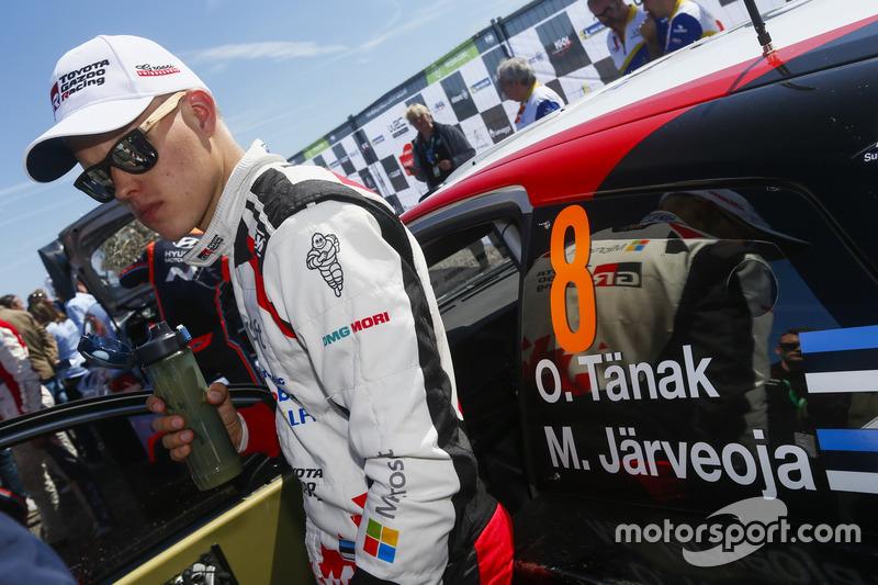 Ott Tänak, Toyota Gazoo Racing