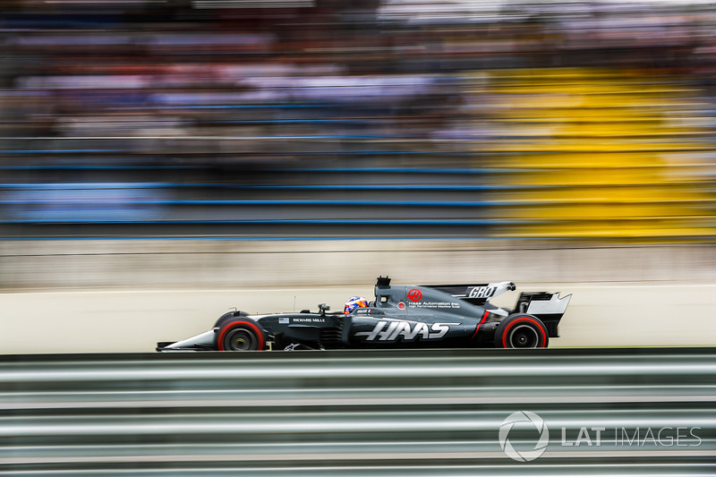 11. Romain Grosjean, Haas F1 Team VF-17