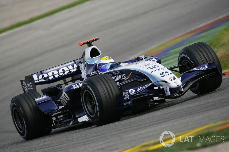 Nico Rosberg, Williams FW29 Toyota
