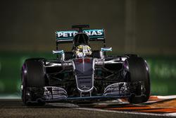 Lewis Hamilton, Mercedes F1 W07 Hybrid