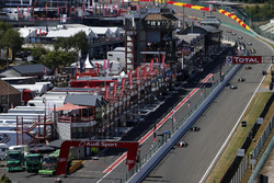 Partenza, Ralf Aron, PREMA Theodore Racing Dallara F317 - Mercedes-Benz al comando