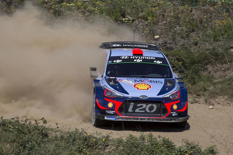 Дани Сордо и Карлос дель Баррио, Hyundai i20 Coupe WRC