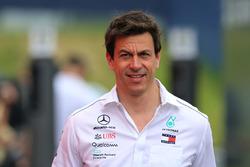 Керівник Mercedes AMG F1 Тотто Вольфф