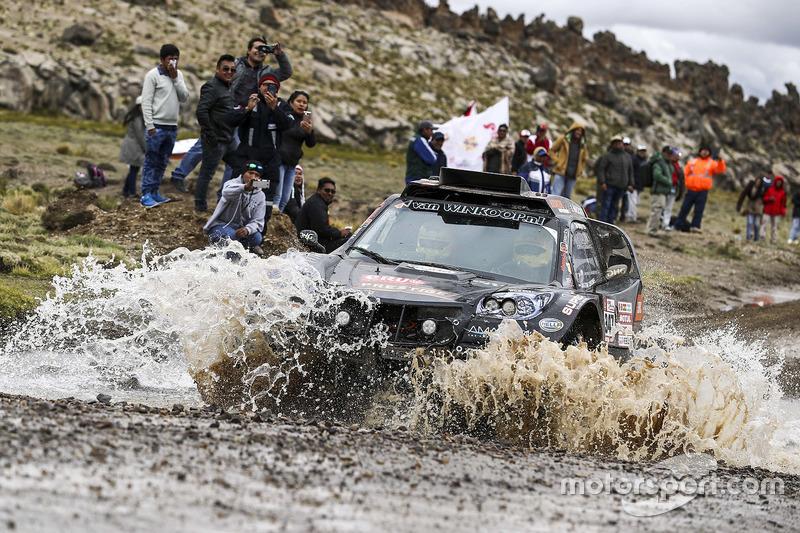 #347 Jeffries Dakar Rally: Том і Тім Коронелі