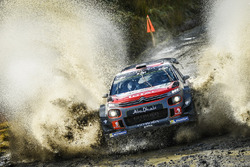 Khalid Al-Qassimi, Chis Patterson, Citroën C3 WRC, Citroën World Rally Team