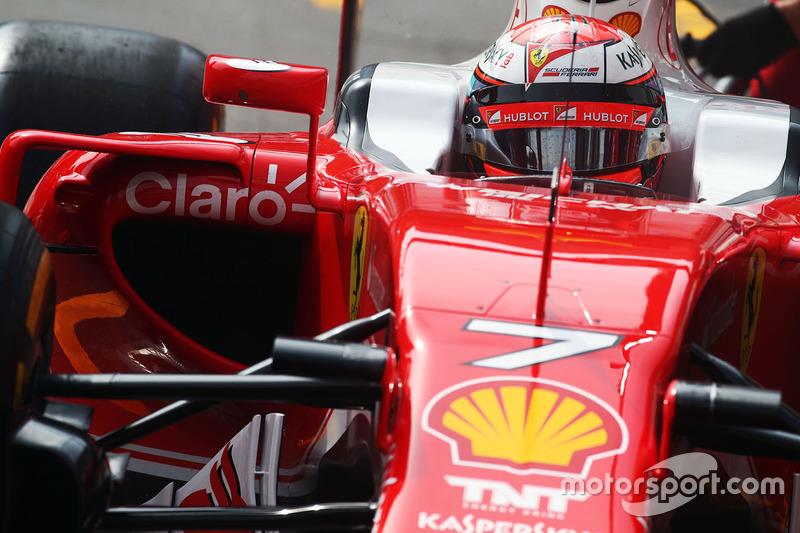 Ferrari SF16-H, Seitenkästen