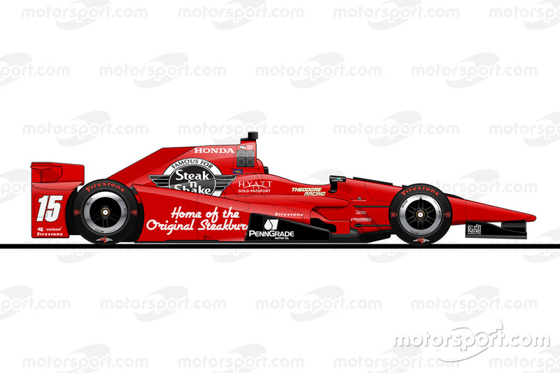 Startpositie 26: Graham Rahal (Rahal-Honda)