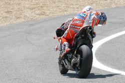 Андреа Довіціозо, Ducati Team breaks down