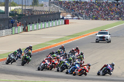 Start: Marc Marquez, Repsol Honda Team, führt