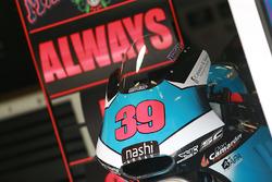 Luis Salom, SAG Racing Team's bike