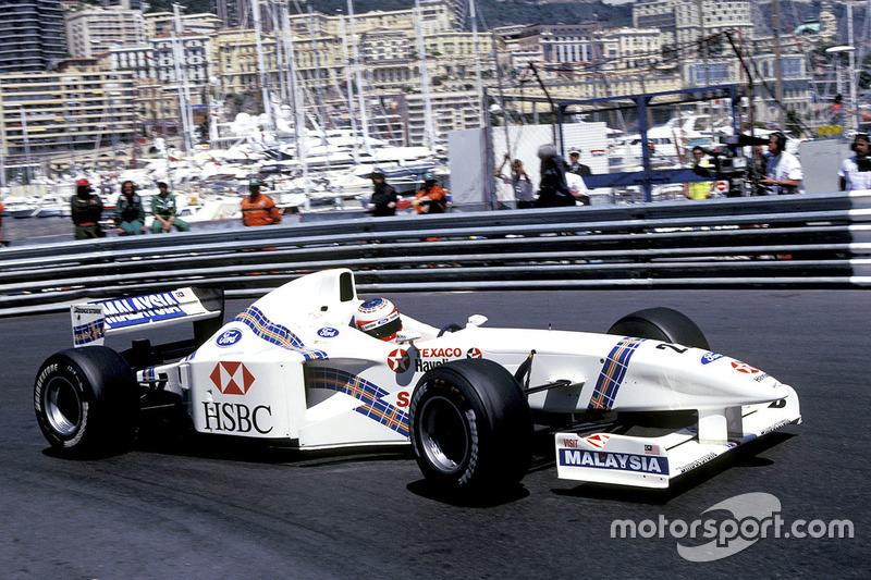 Stewart Grand Prix (1997-1999)