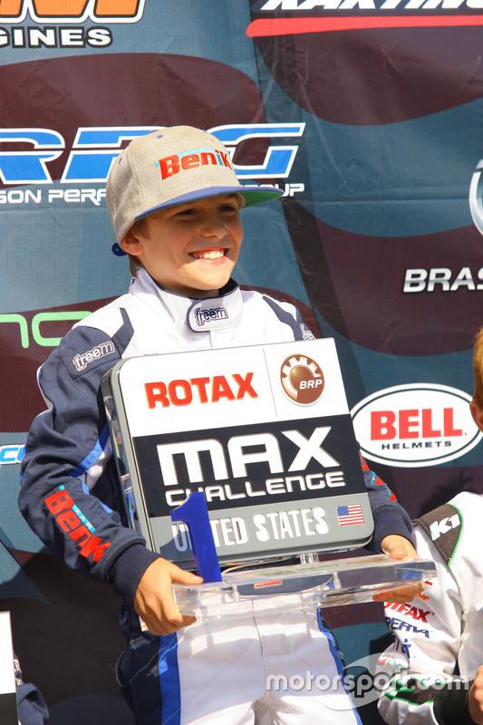 kart over brac Diego LaRoque at US Rotax MAX Challenge Grand Nationals   Kart Photos kart over brac