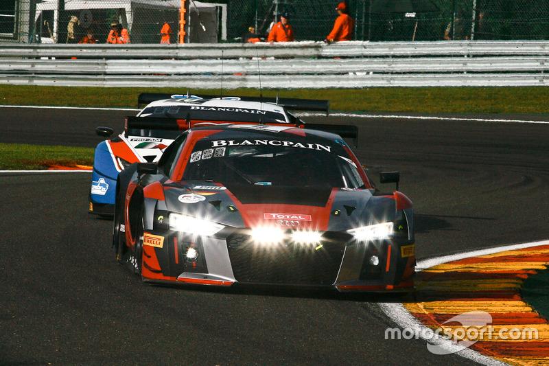 #6 Audi Sport Team Phoenix Audi R8 LMS: Christopher Mies, Frank Stippler, Markus Winkelhock