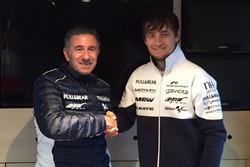 Jorge Martínez and Karel Abraham, Aspar Team