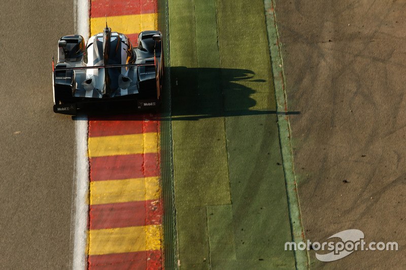 7. #1 Porsche in Spa-Franchorchamps