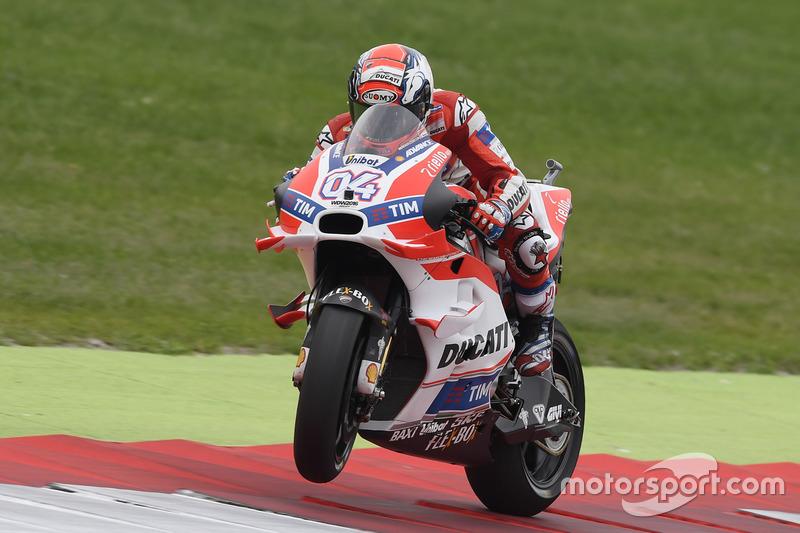 Niederlande, Assen: Andrea Dovizioso (Ducati)