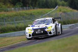 Lorenz Frey, Stephane Ortelli, Lexus RC F GT3