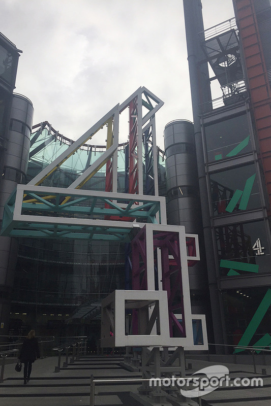 Channel 4 building