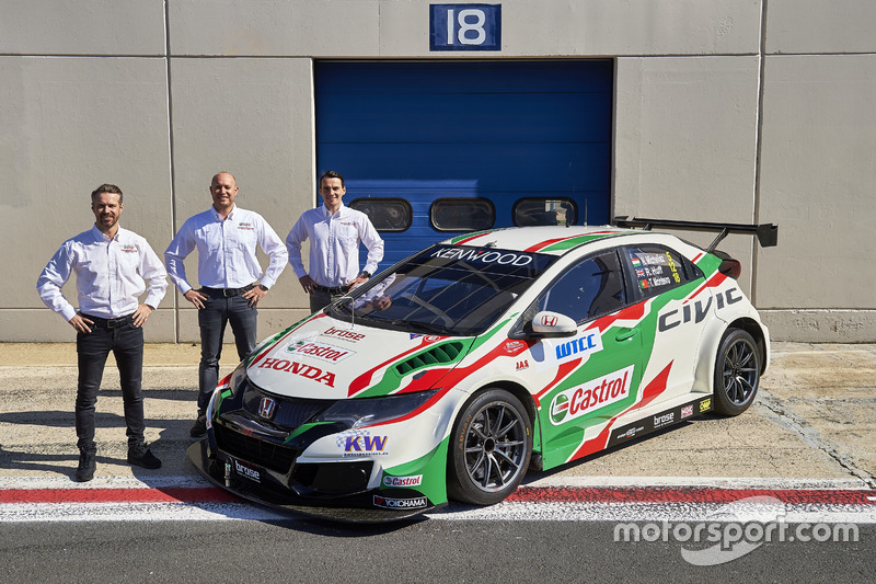 Honda: Civic WTCC