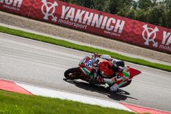 Владимир Леонов, Moscow Raceway, 2013