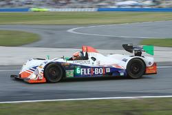 #54 CORE autosport Oreca FLM09: Jon Bennett, Colin Braun, Mark Wilkins, Martin Plowman