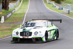 #10 Bentley Team M-Sport Bentley Continental GT3: Steven Kane, Guys Smith, Matt Bell