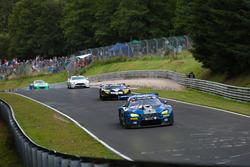 Matias Henklola, Michele Di Martino, Jordan Tresson, BMW M6 GT3