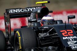 Дженсон Баттон, McLaren-Honda MP4-31