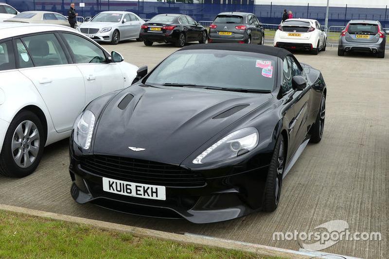 Aston Martin для Даніеля Ріккардо